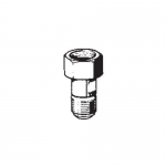 Sartorius 00177, Male Thread Connector for Filter Holder