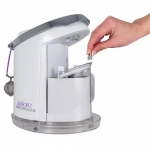 Gemoro 0379, Je-welry Sauna, Compact Cleaning System