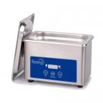 Sonix 4 10003E-K40, SS192, Ultrasonic Cleaner, 1.5 Pint (.8L)