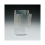 Allegro Industries 1001-02, Plastic Towelettes Box Holder (Wall Mount)