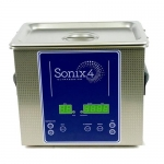 Sonix 4 10010EH, SE144H, Digital Ultrasonic Cleaner, 3/4 Gallons