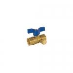 Jomar 102-302, T-203 Gas Ball Valve 3/8″, 600 WOG, T-Handle