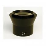 Vee Gee Scientific 1200-SL20, 2.0x Magnification Lens