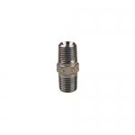 Alemite 130552, 1/4″ NPTF Male x 1/2″ NPTF Male Straight Union Adapter