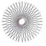 Wohler 13225, Star- Flat Wire 25cm D
