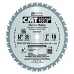 "CMT 203.036.14, 203-Series Saw Blade ""Glue Line Ripping"""