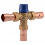 Cash Acme 24503, HG110-D 1″ Lead Free Thermostatic Mixing Valve