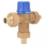 Cash Acme 24507, HG110-D 3/4″ Lead Free Thermostatic Mixing Valve