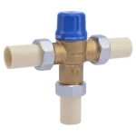Cash Acme 24509, HG110-D 3/4″ Lead Free Thermostatic Mixing Valve