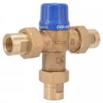 Cash Acme 24510, HG110-D 1/2″ Lead Free Thermostatic Mixing Valve