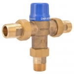 Cash Acme 24511, HG110-D 3/4″ Lead Free Thermostatic Mixing Valve