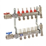 Sharkbite 24932, 5-Port Radiant Heating Manifold