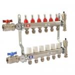 Sharkbite 24933, 6-Port Radiant Heating Manifold
