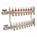 Sharkbite 24935, 8-Port Radiant Heating Manifold