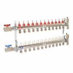 Sharkbite 24939, 12-Port Radiant Heating Manifold