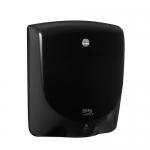 Bradley 2923-28B000, 2923-Series Aerix + Hand Dryer, Black
