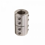 Climax Metal 2ISCC-125-125-S, 2ISCC-Series Clamping Coupling, SS
