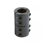 Climax Metal 2ISCC-125-125, 2ISCC-Series Clamping Coupling, Steel