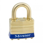 Master Lock 2MKB, 2-Series Padlock 15/16″ Tall, M.K. / B.S.