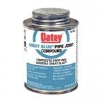 Oatey 31262, Great Blue 8 fl.oz. Pipe Joint Compound