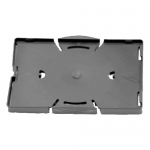 Ika Works 3426400, MS 3.4 Microtiter Plate Attachment