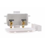 Quadtro 1//4 Viega PEX Press Unas Oatey 38339 Outlet Box w//Hammer Pack of 12 pcs