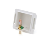 1//4 Turn CPVC Round Low Lead Ice Maker Outlet Box Oatey 39208 Pack of 6 pcs