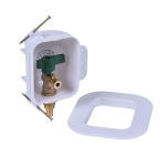I2K 1//4 F1960 Low Lead Outlet Box w//o Hammer Oatey 39132 Pack of 12 pcs
