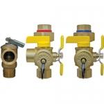 Webstone 40443WPR, EXP Water Heater Service Valves Kit