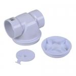 Oatey 43900, 3″ PVC Backwater Valve