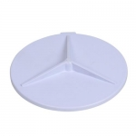 Oatey 43929, 6″ PVC Flapper with O-Ring