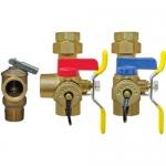 Webstone 44444WPR, EXP E2 Water Heater Service Valves Kit