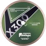 Diamond Vantage 4506ATWX3, X300 Tile Blade Wet, Premium Grade