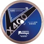 Diamond Vantage 4506CTWX4, X400 Tile Blade Wet, Supreme Grade