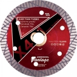 Diamond Vantage 4506CPDX4, X401 Turbo, Porcelain Dry, Supreme Blade