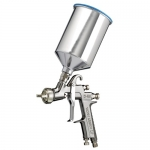 Anest Iwata 4848, W400LV-164G Spray Gun with Aluminum Cup Compliant