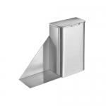 Bradley 4791-110000, 4791-Series Napkin Disposal and Shelf