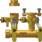Webstone 48754-43, Forged Brass Hydronic Valve Manifold