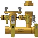 Webstone 48854-43, FIP Run x Hydro-Core Flange Left Kit