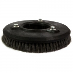 Tornado 48903040, 13″ Grit Scrub Brush for Scrubbers