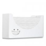 TrippNT 50782, Priced Right White Folded Paper Towel Holder