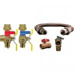 Webstone 54443WCOM, Tankless Water Heater Installation Kit
