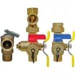 Webstone 55443WPR, EXP E3 Water Heater Service Kit w/ Valve