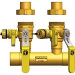 Webstone 58354-54, Hydro-Core Hydronic Valve Manifold Kit