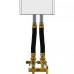 Webstone 5FK4-WIF, Hydro-Core Near Boiler Piping Kit