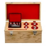 Troemner 6212-4W, Analytical Precision Class 4 Weight Set