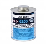 Oatey 6236S, 32 oz. Multi Purpose Regular Clear Cement
