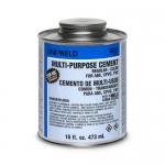 Oatey 6246S, 16 oz. Multi Purpose Regular Clear Cement