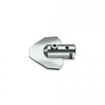 Rothenberger 72360, Spade Head Cutter, 1.25″ Coupling
