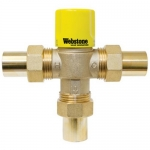 Webstone 75102W, Lead-Free Thermostatic Mixing Valve